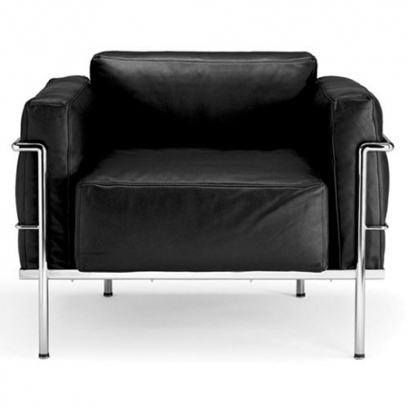 Sessel grand comfort lc3 le corbusier 1928 bauhaus ra for Bauhaus sessel