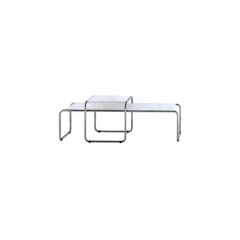 Bauhaus Couch Table Long Laccio 91 By Marcel Breuer 1925-26. Loading Zoom