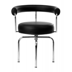 LC7 Le Corbusier turnable chair Bauhaus age