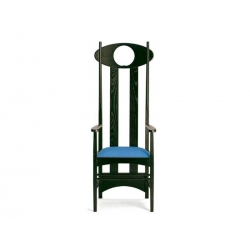 Bauhaus High armchair 427 by Charles Rennie Mackintosh 1899