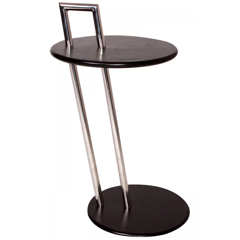 Cocktail Table Round By Eileen Gray 1925 28