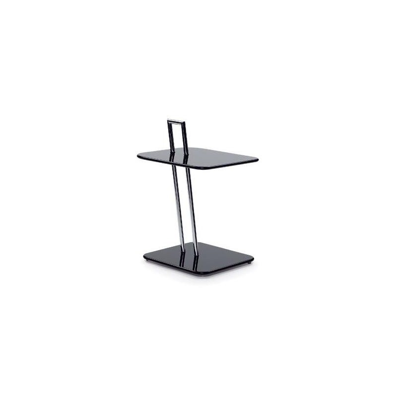 e 98 occasional table eileen gray 1928 bauhaus design. Black Bedroom Furniture Sets. Home Design Ideas