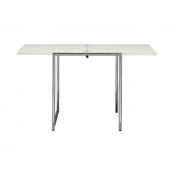 "Bauhaus Folding table ""Jean"" by Eileen Gray 1929"