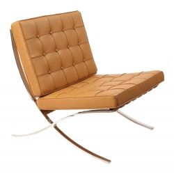 Barcelona  chair  by L.M....
