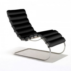 Sessel-Lounge Cane 565, Mies van der Rohe