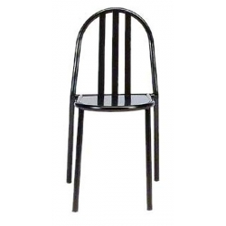 Metal chair stackable by R....