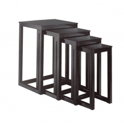Table set of 4 tables by...