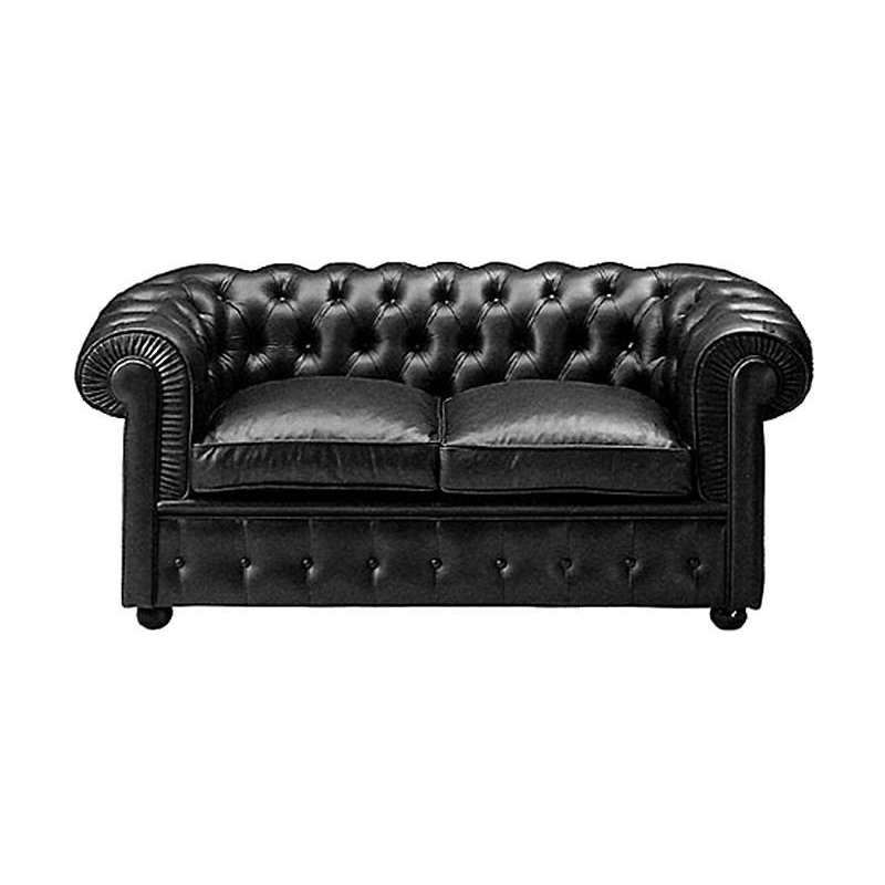 bauhaus sofa 2 sitzer chesterfield ds 62 walter gropius. Black Bedroom Furniture Sets. Home Design Ideas