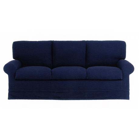 Bauhaus Sofa Roma 3-seater DS/503 by Anonimo