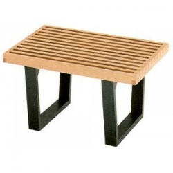 Bauhaus Wooden bench 161,...