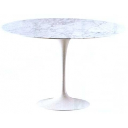 Tulip Coffee table round 515 by Eero Saarinen