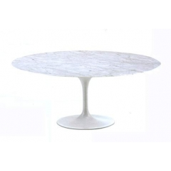 Coffee table Tulip by Eero...