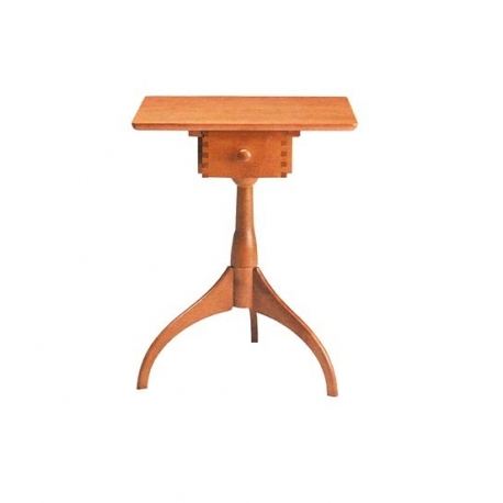 Table square by designer The Shakers