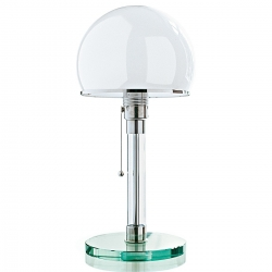 Table lamp WG24, by Wilhelm...