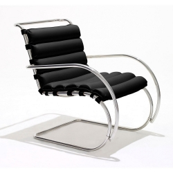 Cantilever lounge chair 580...