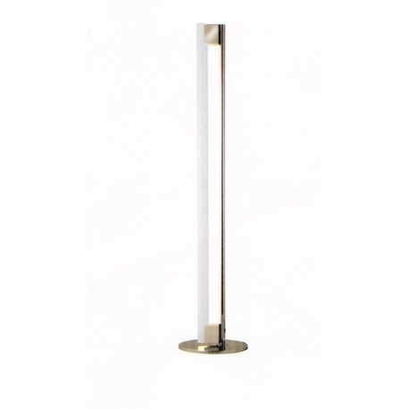 Bauhaus floor lamp tube light l 102 eileen gray 1927 the famouse bauhaus lamp tube light was designed in 1927 by eileen graycause of its timeless beauty is the lamp still one of the most popular lamps aloadofball