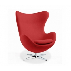 The Egg chair by Arne...