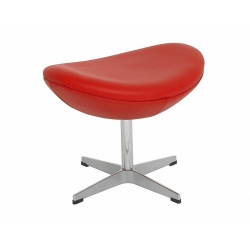 Foot stool for Egg chair by Arne Jacobsen