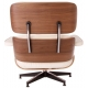 Lounge with Ottoman by Charles Eames 1956