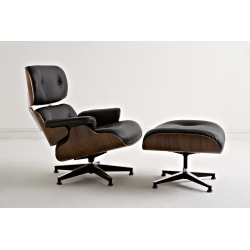 Lounge chair & Ottoman by...