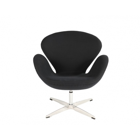 Armchair Swan by Arne Jacobsen 1958 made in Italy