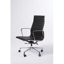Charles Eames Manager Stuhl Alu Gruppe 1958 Made in Italy