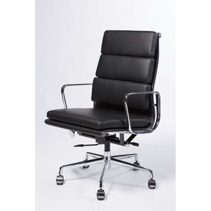 Bauhaus office chair 542 charles eaames for Bauhaus eames chair