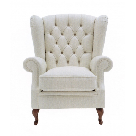 Chesterfield  wingchair  DS/251 by Walter Gropius